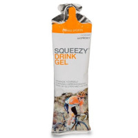*Promocja* Squeezy Drink Gel - malinowy - 1 x 60 ml