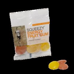 Squeezy Energy Fruit Gum - 25 x 50g
