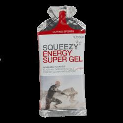 *Promocja*Squeezy Energy Super Gel  - 5 + 1 gratis