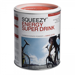 Squeezy Energy Super Drink - Grapefruit - 400g