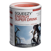 Squeezy Energy Super Drink - Lemon/Yoghurt - 400g