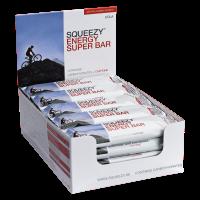 Squeezy Energy Super Bar - 20 x 50g