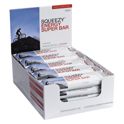 Squeezy Energy Super Bar - 20 x 50g
