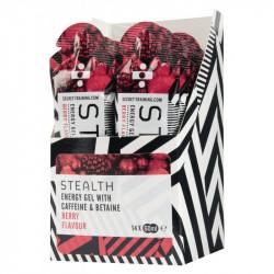 STEALTH Energy Gel Caffeine & Betaine - 14 x 60 ml