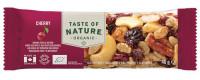*Promocja* Baton Taste of Nature-40g-wiśnia