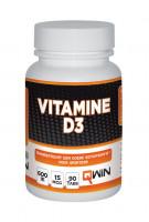 Qwin Vitamine D3 - 90 tabletek