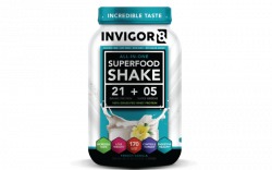 INVIGOR8 Superfood shake - 645g