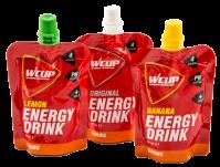 *Promocja* WCUP Energy Drink - 5 + 1 gratis - 80 ml