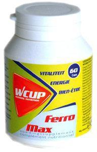 WCUP Ferro Max - 60 kapsułek