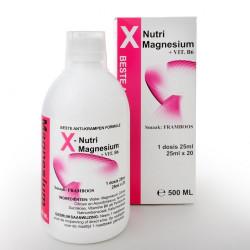 X-Nutri Magnez w płynie - 500 ml