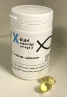 X-Nutri Omega 3 - 60 caps